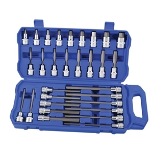 Picture for category Hex & Star Socket Sets & Accesories