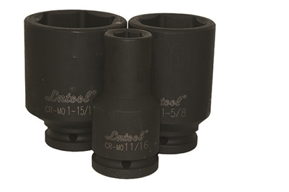 Picture of 1-1/8'' - 3/4'' Drive Impact Deep Socket