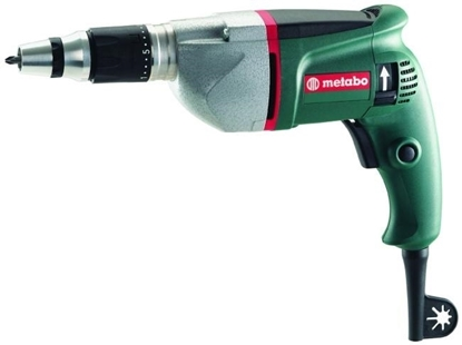 Picture of METABO DWSE63 SCREWDRIVER 550W VSR 0-2100rpm 18 Nm