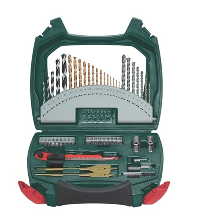 Picture of Metabo 55pc Drill & Screwdriver Bit Set 6.30458