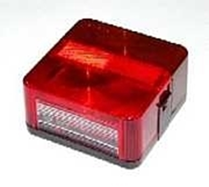 Picture of ARK REAR LIGHT-SQUARE COMP