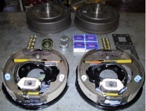 Picture for category Electric Drum Brakes