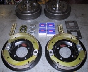 Picture for category Mechanical Drum Brakes