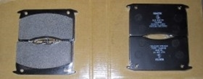 Picture of DISC BRAKE PADS (MECH) :/ AXLE