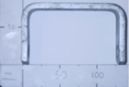 Picture of ROLLER BRACKET 115 X 65 X 17MM