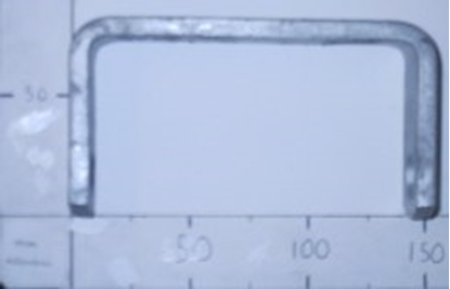 Picture of ROLLER BRACKET 130 X 80 X 17MM