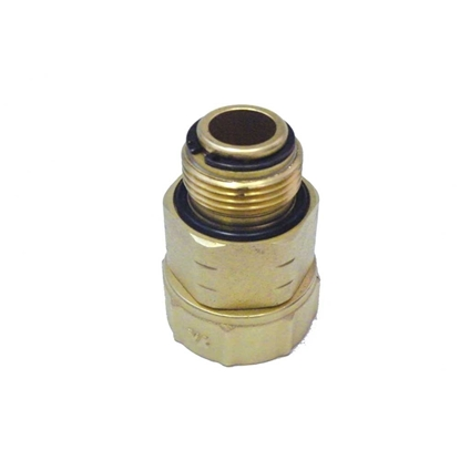 """Picture of Straight Swivel - 1"""" To 1"""" BSP"""