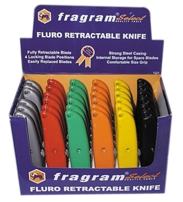 Picture of Fluoro Retractable Knife (Priced per Knife)