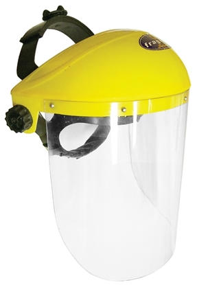 Picture of Clear Face Safety Shield