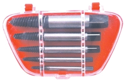 Picture of 5 Piece Screw Extractor Set