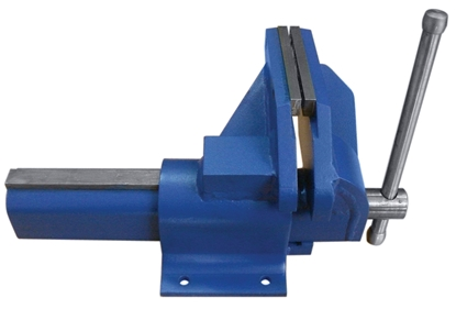 """Picture of Professional 6"""" Offset Fabricated Steel Bench Vice"""