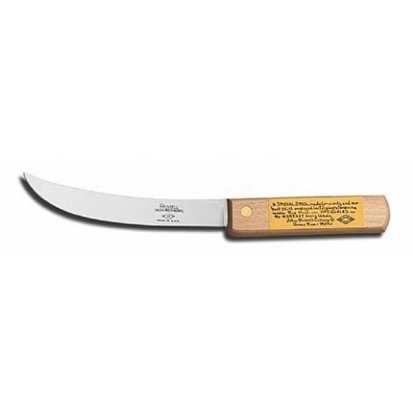 """Picture of Green River Wide Curved Boning Knife 6"""" 02821"""